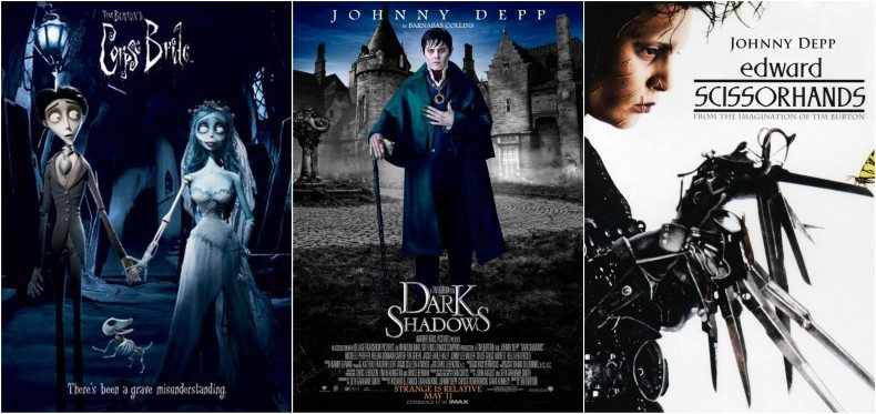 Filmes do Tim Burton para assistir no Halloween (1)