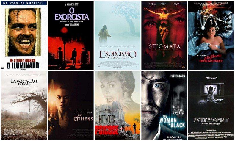 Meu Top 10 filmes de Terror