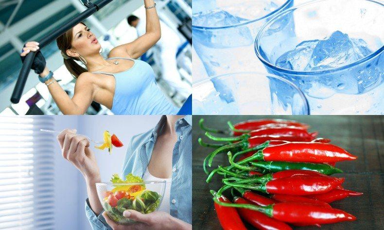 8 dicas simples para acelerar o metabolismo - Manteiga..