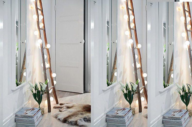 Decor  Usando escadas na decoração 1
