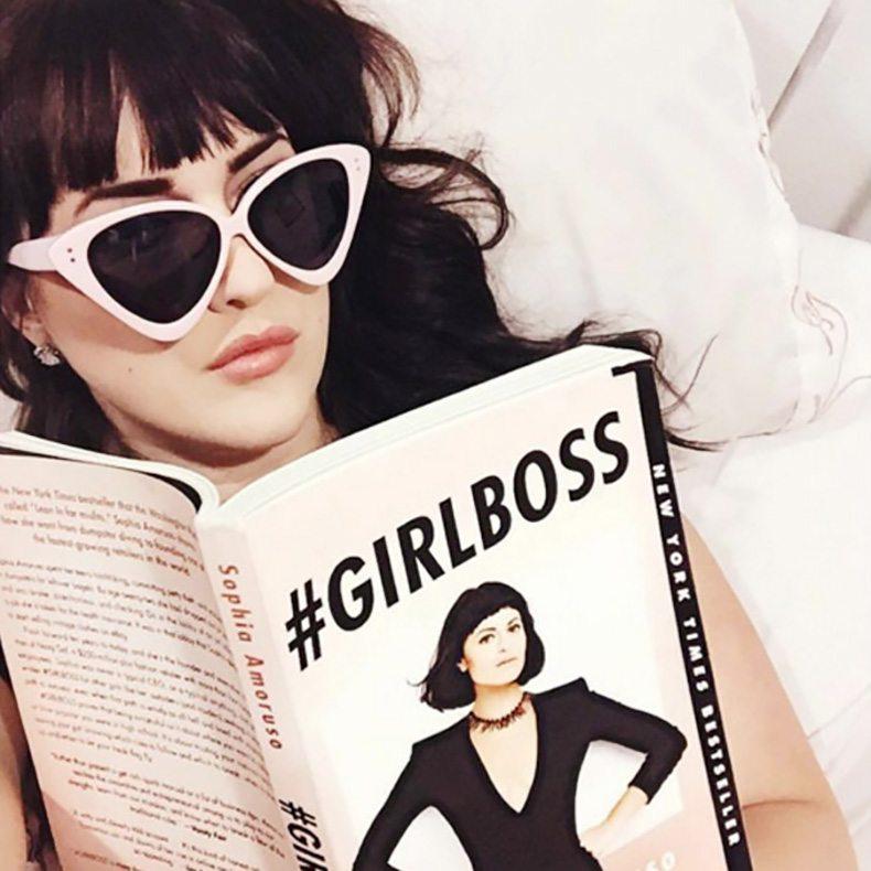 #GIRLBOSS a nova série de moda da Netflix