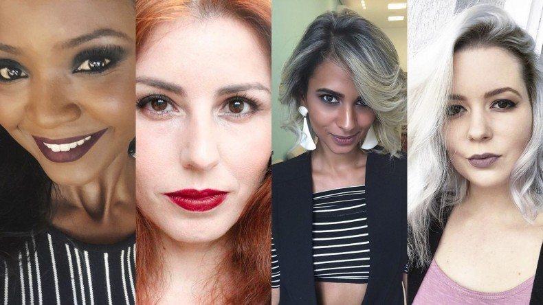 1 batom 4 mulheres  1