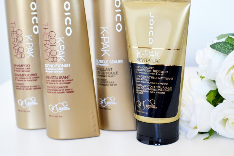 Linha K-Pak Color Therapy Joico - Kit Luxury Summer