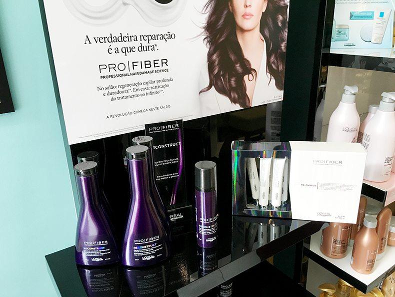 Pro Fiber L'Oréal no Glam Appetit 1 2
