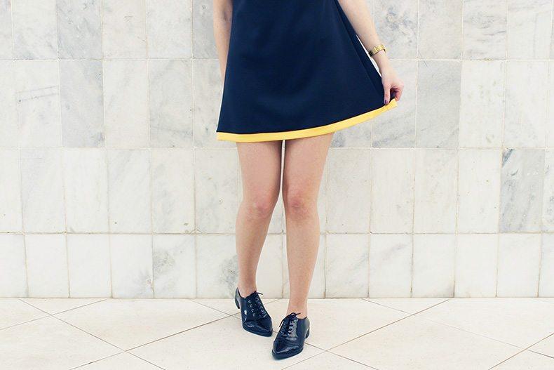 Meu Look  Vestido Sixtie R E R U M Feira Shop (1)