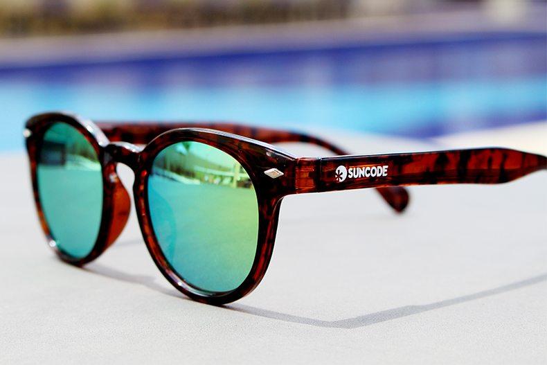 Já conhece os óculos de sol da Suncode?