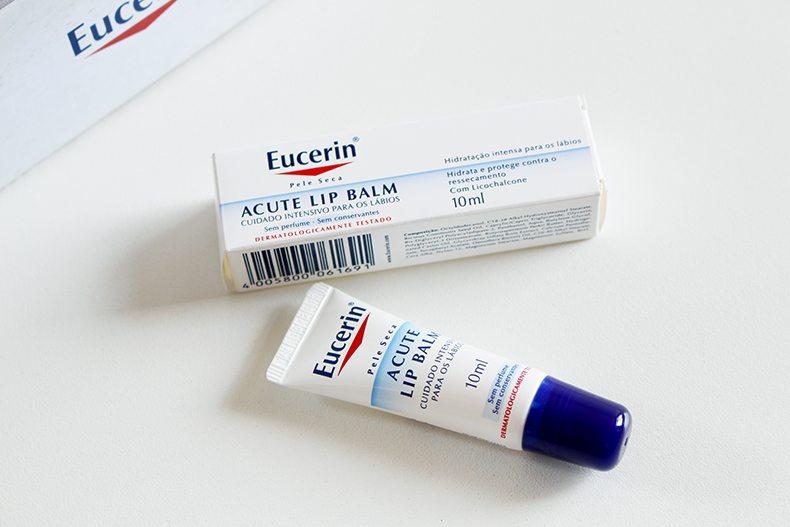 Bálsamo Labial Acute Lip Balm Eucerin