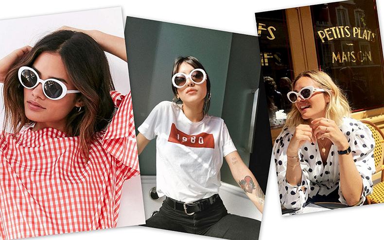 2f9a2d3ffde41 Modelos de óculos de sol que são tendência em 2018 – Manteiga ...